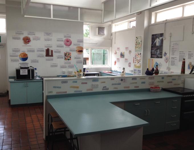 Food Technology Classroom