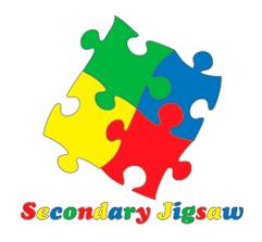 Secondary Jigsaw logo