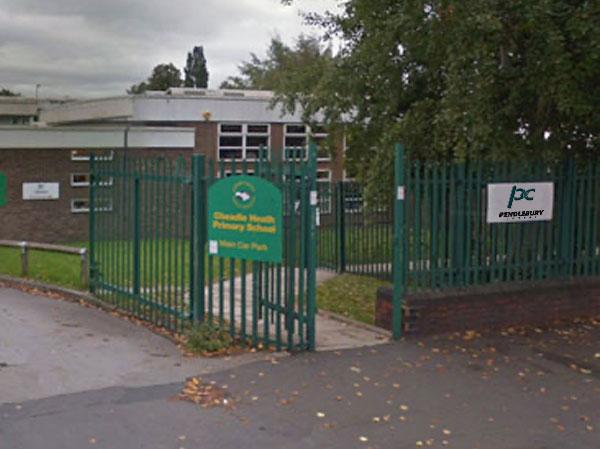 The Pendlebury Centre Entrance